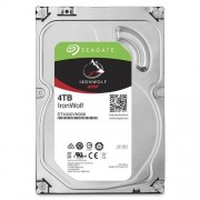 Hard Drive Seagate IronWolf HDD 3.5'' 4TB 5900 RPM SATA III 6Gb/s 64MB | ST4000VN008