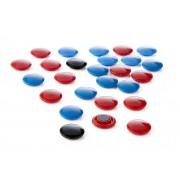 Set 5 magneti pentru tabla antrenor fotbal