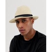 ASOS Мягкая соломенная шляпа бежевого цвета ASOS - Бежевый