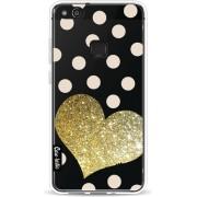 Casetastic Softcover Huawei P10 Lite - Glitter Heart