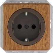 5UB1641 - Delta natur Schuko-Steckdose 5UB1641 - Aktionspreis - 4 Stück verfügbar