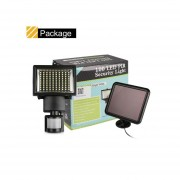 Foco 60 Led Panel Solar Sensor Movimiento