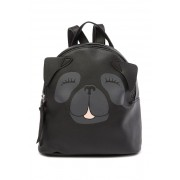 T-Shirt Jeans Puppy Mini Backpack BLACK