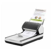 Scanner Fujitsu fi-7240, 600 x 600 DPI, Escáner Color, Escaneado Dúplex, USB, Negro/Blanco