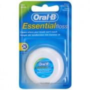 Oral B Essential Floss ata dentara cu aroma de menta 50 m