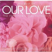 Video Delta V/A - Best Of Our Love: Valentine's Day Collection - CD