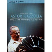 Astor Piazzola: Live at the Montreal Jazz Festival [DVD] [1984]