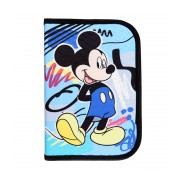 Penar neechipar 1 fermoar 2 extensii Pigna Mickey Mouse albastru MKPE1901-1