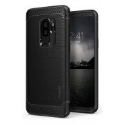 Husa Protectie Spate Ringke Onyx Black pentru Samsung Galaxy S9 Plus