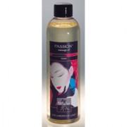 SHIATSU Vášnivá růže - ušlechtilý, erotický masážní olej