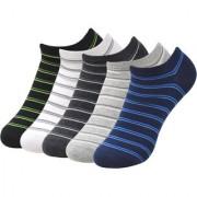 Balenzia Men's Low Cut Socks-5 Pair Pack