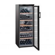 Wijnbewaarkast Zwart | 200 Flessen | Liebherr | 427 Liter | WKb 4212 | 60x74x(h)165cm