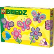 BEEDZ - Strijkkralen vlindertuin