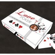 Editions Blanche Coffret Love Poker Editions Blanche
