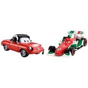Disney/Pixar Cars Collector Die-Cast Vehicle (2-Pack), Francesco Bernoulli and Guiseppe Motorosi
