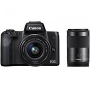 Canon Aparat CANON EOS M50 Czarny + M 15-45mm + M 55-200mm