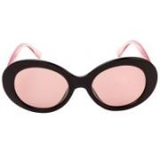 INVU Round Sunglasses(Pink)
