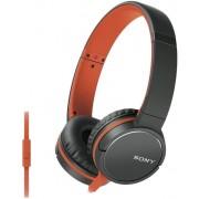 Casti Stereo Sony MDRZX660APD.CE7, Jack 3.5mm, Microfon (Portocaliu)