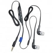 Nokia Headset WH-701 Stereo - слушалки с микрофон и управление на звука за мобилни телефони Nokia (bulk package) (черни)