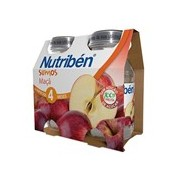 Sumo de maçã a partir dos 4meses 2x130ml - Nutriben