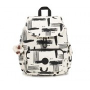 Kipling CITY PACK S 13 L Backpack(White, Black)