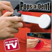 Kit Pops-a-Dent pentru reparare caroserie auto indreptat lovituri tabla / plastic