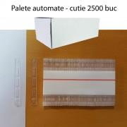 Palete Italia automate 90 mm cutie 2500 buc