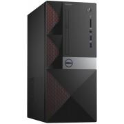 Desktop, DELL Vostro 3668 MT /Intel i5-7400 (3.0G)/ 4GB RAM/ 1000GB HDD/ Linux + Mouse & KBD (N105VD3668EMEA01_UBU-14)