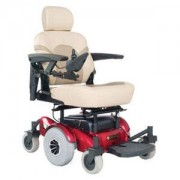 """Compass Power Chair with Stadium, 24-1/2"""" x 38-1/2"""" Seat Part No. GP601CC Qty 1"""