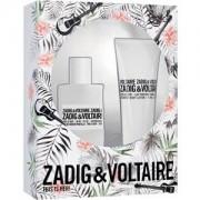 Zadig & Voltaire Profumi femminili This is Her! Gift set Eau de Parfum Spray 30 ml + Body Lotion 75 ml 1 Stk.