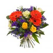 Interflora Arreglo con Gerberas y rosas - Flores a Domicilio