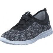 Duffy 79-10152 Black/White, Skor, Sneakers och Träningsskor, Sneakers, Svart, Dam, 39