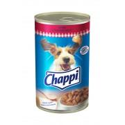 Консерва за кучета Chappi Говеждо и Моркови 1,2 кг