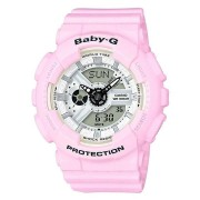 Casio Baby-G Ana Pink Case Watch BA110BE-4A