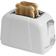 Prajitor de paine Bestron ATO978W, 750W, 2 felii (Alb)
