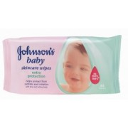 Servetele Umede Johnson's Baby Extra Protection 64buc