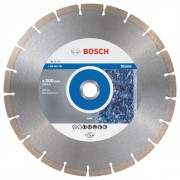 Диск диамантен за рязане Standard for Stone 300 x 25,40 x 3,1 x 10 mm, 2608603796, BOSCH