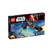 Lego Star Wars Spacecraft Poes X Wing Fighter (717pcs) Figures Building Block Toys