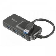 USB HUB TRUST Oila 4 Port USB 3.1 Hub, 21318