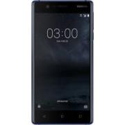 Telefon Mobil Nokia 3 16GB Dual Sim 4G Tempered Blue