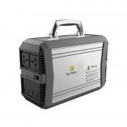 300W Portable Outdoor Multi-functional Emergency Battery AC/DC Power Laptop Computer Supply Inverter Converter [Version 220V/50Hz] - EU Plug