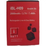 Shree Retail iBall iBL-H09 Battery For iBALL Andi4.5h Mobile