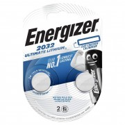 Energizer Baterie 3V Energizer Ultimate Lithium CR2032 2ks (blistr)