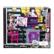 Monster High Doll Art Class Studio BDD83