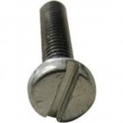 Cilindrični vijci M2.5 20 mm, -zarez DIN 84 čelik 2000 komada TOOLCRAFT 104017