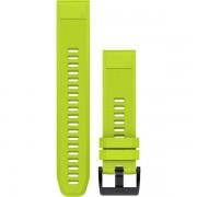 Garmin řemínek pro fenix5 - quickfit22 - žlutý
