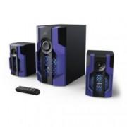 Тонколони Hama Urage SoundZ Evolution(113765), 2.1, RMS 80W, Bluetooth, USB, SD Card, черни