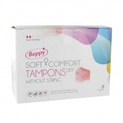 Asha International Beppy Action Tampon Classic 8 pc(s) 8714777000089