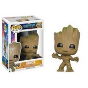 Figurina Pop Marvel: Guardians Of The Galaxy Vol. 2 Young Groot