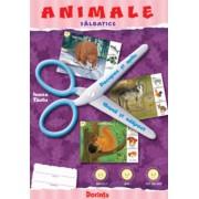 Mapa - Animale salbatice
